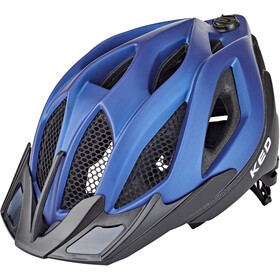 KED Spiri Two Kask, blue/black matte